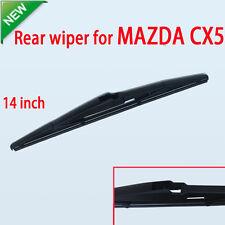 Rear wiper blade 14 inch For MAZDA CX5 KE 2012-2015