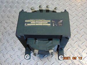 MILWAUKEE 100845 1.5KVA TRANSFORMER PRI: 240/480V SEC: 115/120V