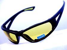 Night Driving vision HD Glasses Prevention Yellow Driver Sunglasses polarized TR