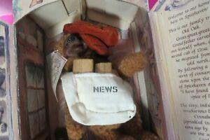 "Gund Cinnabears 11"" Dill Bear New In Original Box"