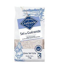 Le Paludier Bag of 1 Kg coarse Celtic sea salt