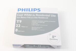"""Philips FC8T9 Blanc Froid Pour Résidentiel Usage 8 """" Cercle 046677391164 - Neuf"""