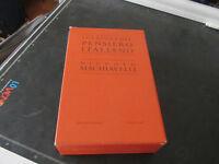 El Classici De Pensiero Italiano-Niccolo'Macchiavelli-Biblioteca Tan
