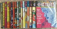 18 Bronze Age FANZINES ~AMAZING WORLD OF DC COMICS Complete Set! avg VF/NM 9.0