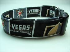 Charming Vegas Golden Knights Hockey Dog Collar