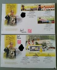Reign Yang Dipertuan Agong XIV 14 YDPA Malaysia FDC Day Cover 2016 Sultan Kedah