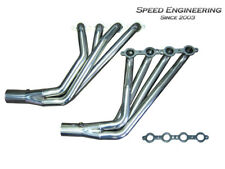 "Camaro Longtube Headers 1 7/8"" 2010-2015 (LS3, L99, ZL1, 6.2L Engine) Stainless"