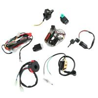 Kabelbaum Zündkerze Schalter CDI Für 50 70 90 110 125CC ATV Electric Start Quad