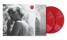 TAYLOR SWIFT - Folklore - Exclusive Limited - Double Red Colored Vinyl LP Set