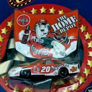 2002 Winners Circle NASCAR Race Hood Series Tony Stewart #20 Home Depot