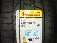 2x 245/40 R18 97Y XL Sommerreifen Pirelli PZero MO W212 S212 Mercedes