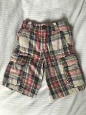 Mini Boden Checked Shorts (2-16 Years) for Boys