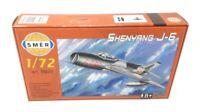 SMER Modellbau Kunststoff Modellbausatz Militär 1:72 Flugzeug Shenyang J-6