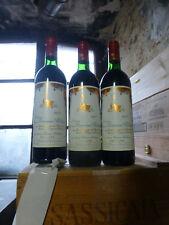 Chateau Mouton 1987 Baronne Philippe (3 Bottles)