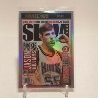 2020-21 Panini NBA Hoops Jason Williams Slam Magazine Holo Insert SP Kings #7