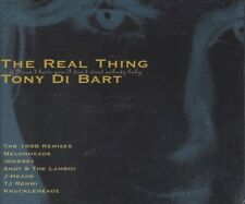 TONY DI BART: THE REAL THING - 7 TRACK CD, KNUCKLEHEADZ