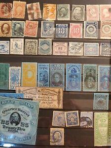 Estate Stamp Grab Bags