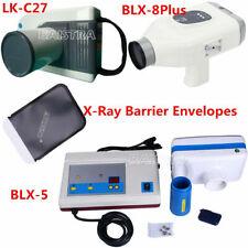 Dental X Ray Generator Machine Unit Green X Ray 300 Barrier Envelopes Size 2