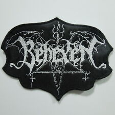 BEHEXEN Band Logo (Embroidered Small Patch) (NEW)