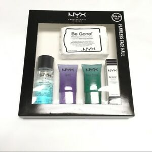 NEW IN BOX NYX Flawless Face Haul Makeup Remover - Best Gift - Women Facial Care