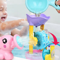 Children Kids Baby Swimming Bath Toys Cute Elephant Watering Pot bara Top