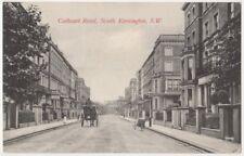 Cathcart Road South Kensington, London, Charles Martin Postcard B790