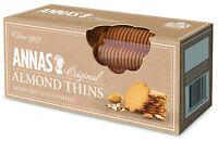 ANNAS Original Swedish Almond Thins Cookies 150g 5.3oz
