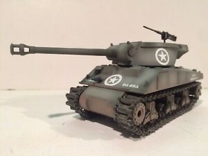 SOLIDO M36B1 Jackson Tank Destroyer With 90mm Gun Custom Built Panzer Char 1/50