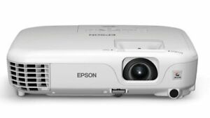 Epson EB-X11 H435B LCD Projector With 42 Lamp Hours Used