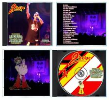 Shaggy 2 Dope Live at Gotj 2017 Cd Sealed Icp Twiztid Blaze Dark Lotus Shirt New