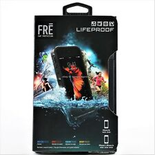 New LifeProof FRE SERIES Waterproof Case for iPhone SE iPhone 5s iPhone 5 Black
