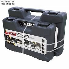 NEW Stanley 226-Piece + 70-Piece Bonus Mechanic Set Kit Tool Tools Metric...