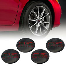4X 56.5mm Car Styling Refit Accessories OZ O.Z Wheel Center Hub Cap Sticker Logo