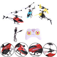 RC Helicopter Indoor Toy RC Aircraft Remote Control Plane Toys for Kid Y 0U
