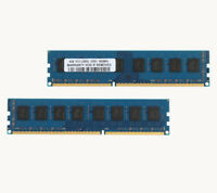 8GB 2X 4GB PC3-12800U DDR3 1600MHz 240PIN Desktop Memory RAM  For Dell XPS 8700