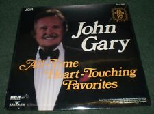 John Gary~All-Time Heart-Touching Favorites~Sealed 2 Lp Set~Male Vocal~Fast Ship