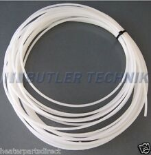 Eberspacher fuel pipe 1.5mm ID white for air or water heaters x 4m | 09031118
