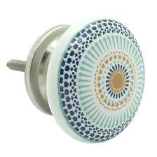 25 x Positive Energy SECOND Ceramic Door Knobs Pull Handles Cupboard Door Knobs