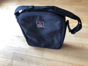 Vintage original Playstation 1 case / bag