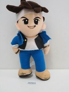 """King Of Fighters 260402 KOF 1997 Sie Kensou SNK USED Plush 8"""" Toy Doll Japan"""