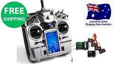 Turnigy TGY-i10 10ch 2.4GHz Digital Proportional RC System with Telemetry Mode 2