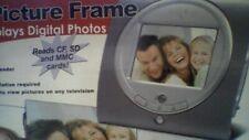 SMARTPARTS DIGITAL 3.5 DIGITAL PICTURE FRAME / 3 IN 1 CARD READER / TV/VIDEO