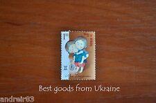 Ukraine 2008 Stamp Gapchinska Gemini Zodiac sign