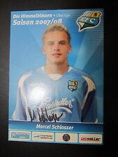 1262 Chemnitzer FC CFC Marcel Schlosser 2007 - 2008