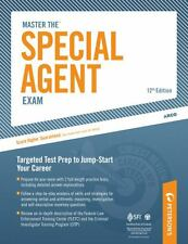 Master the Special Agent Exam by Peterson's Paperback Book (English)