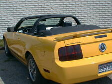 2005-14 MUSTANG STYLING BAR, HARD MATERIAL WITH BLACK VINYL