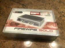 New W/Wrapper M-Audio FireWire Solo Mobile Digital Recording Audio Interface