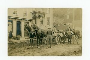 Postcard RPPC Schuylkill Haven PA 1912
