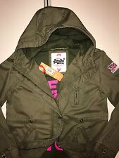 Superdry Rookie Military Jacket Size L