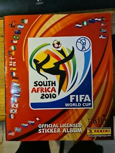 Figurini Panini World Cup 2010 South Africa Complete Book #14